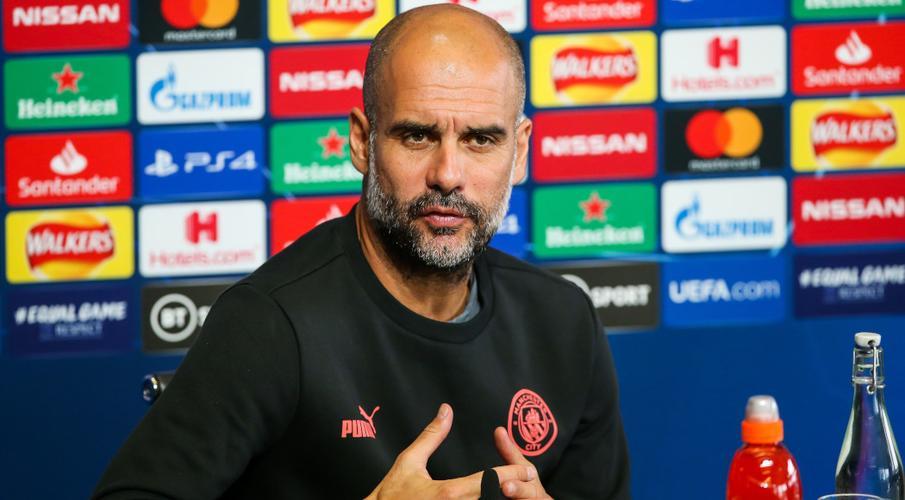 No disaster if Man City fail in Europe again - Guardiola