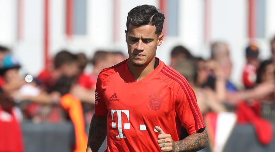 Coutinho embraces family feeling at Bayern