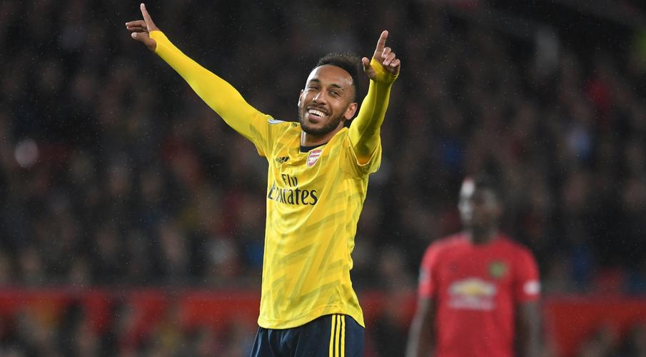 Aubameyang denies Man Utd morale-boosting win over Arsenal