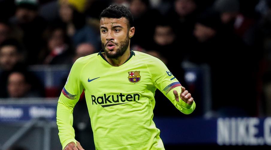 Barcelona winger Rafinha joins Celta Vigo on loan