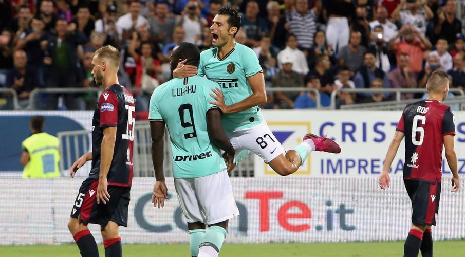 Cagliari avoid sanctions for Lukaku monkey chants