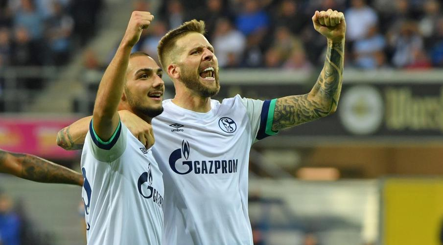 Five talking points from the Bundesliga weekend
