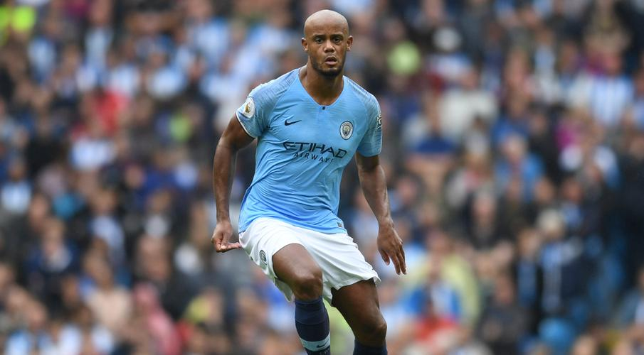 Man City to build statue in honour of Kompany