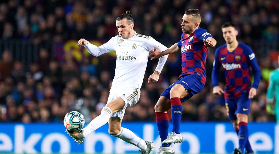Barca, Real continue title tussle ahead of Super Cup