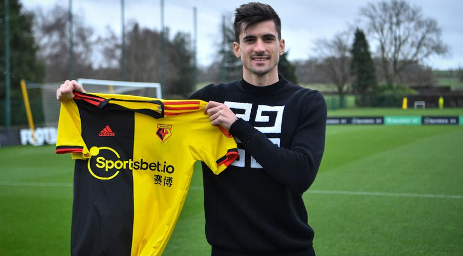 Watford sign Argentinian winger Pussetto from Udinese