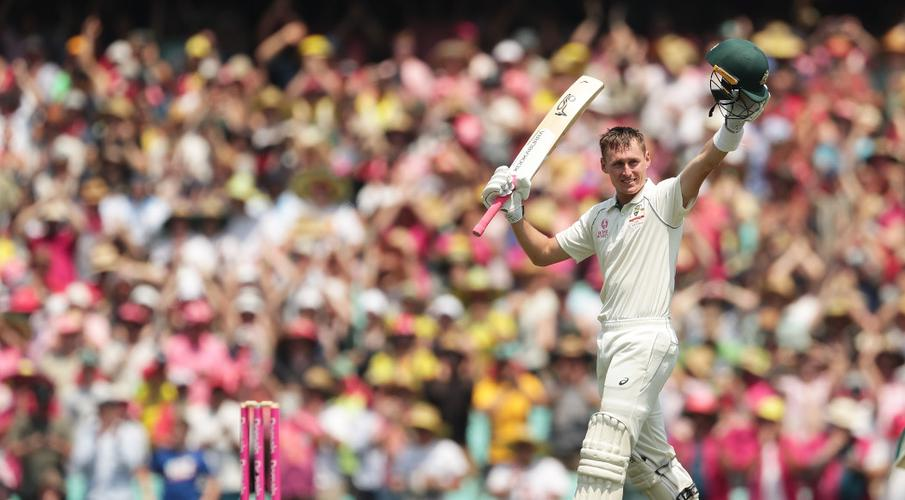Gum Runs And A Light Sabre Leave The Starry Rise Of Cricket S Labuschagne Supersport