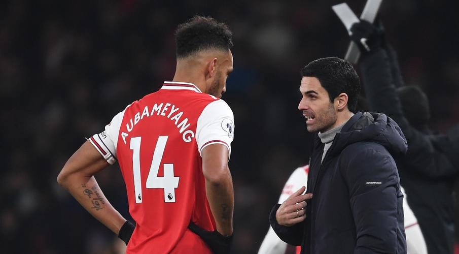 Aubameyang is going nowhere - Arteta