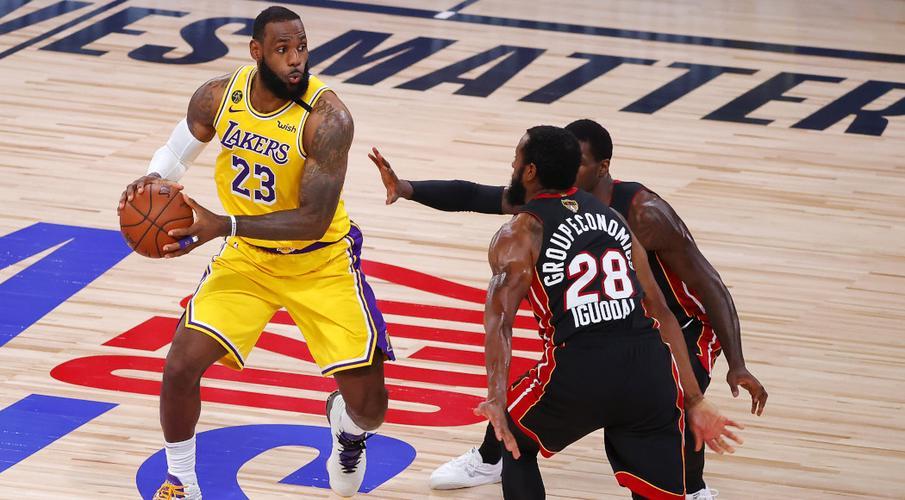 Lakers Power Past Heat In Nba Finals Opener Supersport