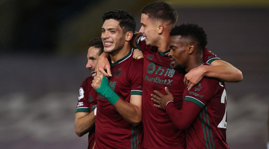 Wolves Sink Leeds West Brom Burnley In Stalemate Supersport