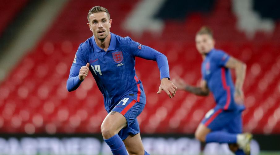 England's Henderson and Stirling out of Iceland match