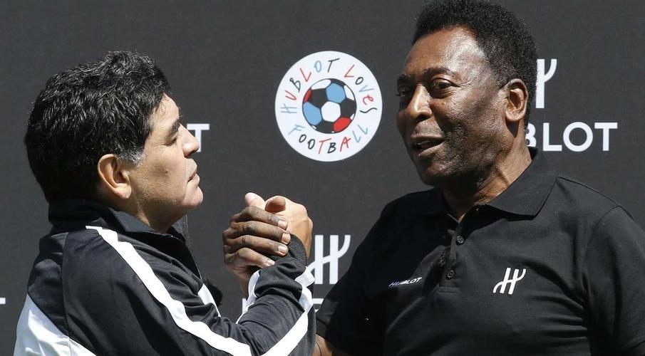 Maradona v Pele - ai là người vĩ đại nhất trong số họ? PelemaradonaG1050