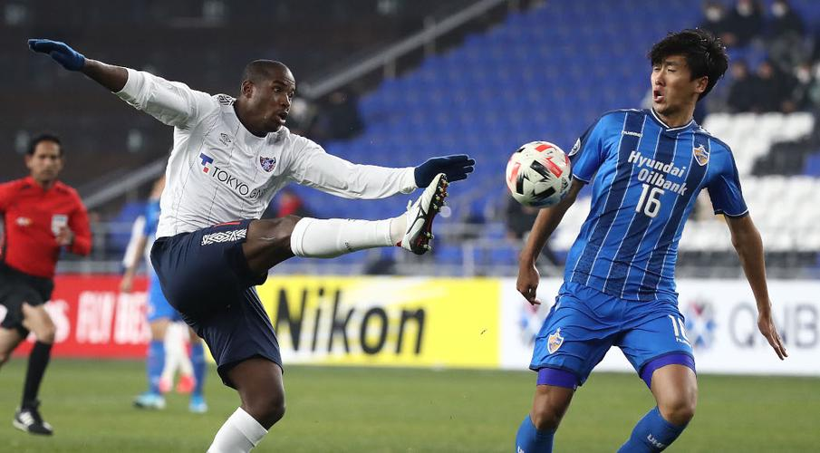 Adailton own goal hands Ulsan point in Champions League