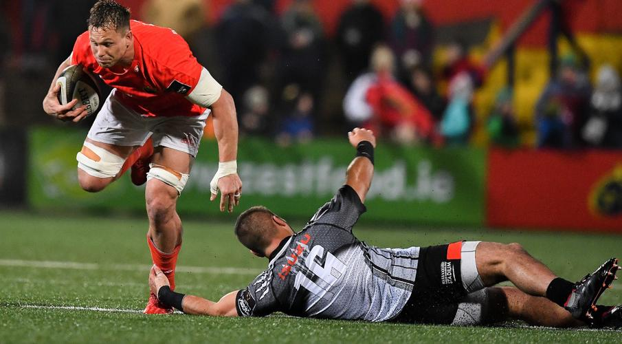 Arno Botha leads way for dominant Munster against Kings | SuperSport