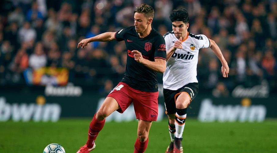 Atletico held at Valencia in La Liga thriller