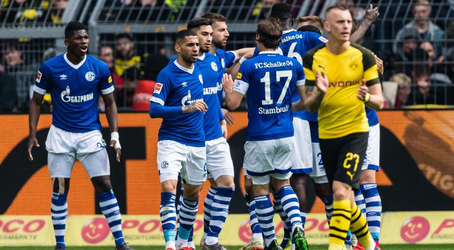 Leverkusen win seven-goal thriller, Schalke stumble