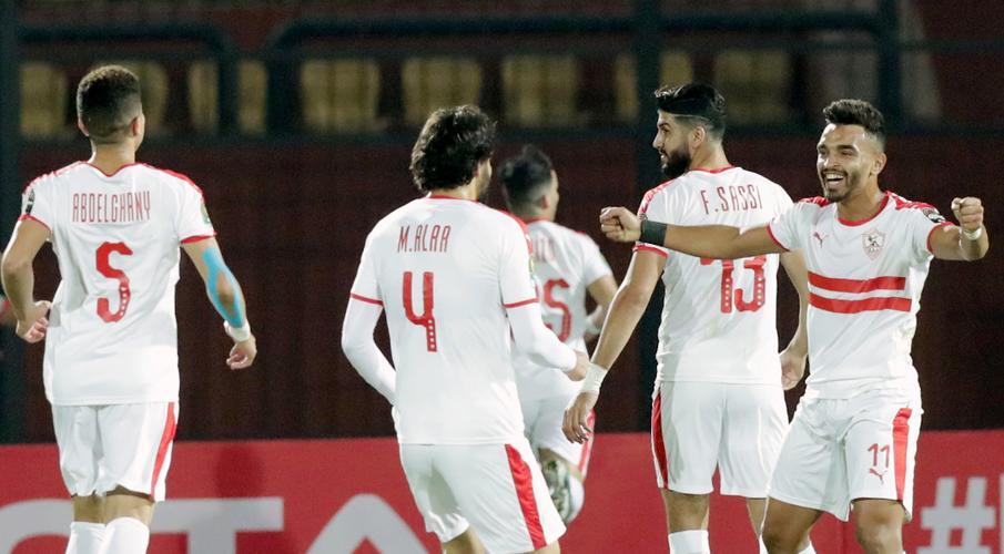 Ounajem spurs Zamalek to win over champions Esperance