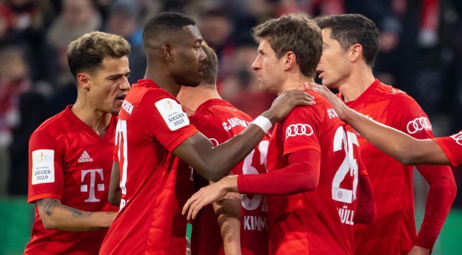 German Cup semifinals postponed