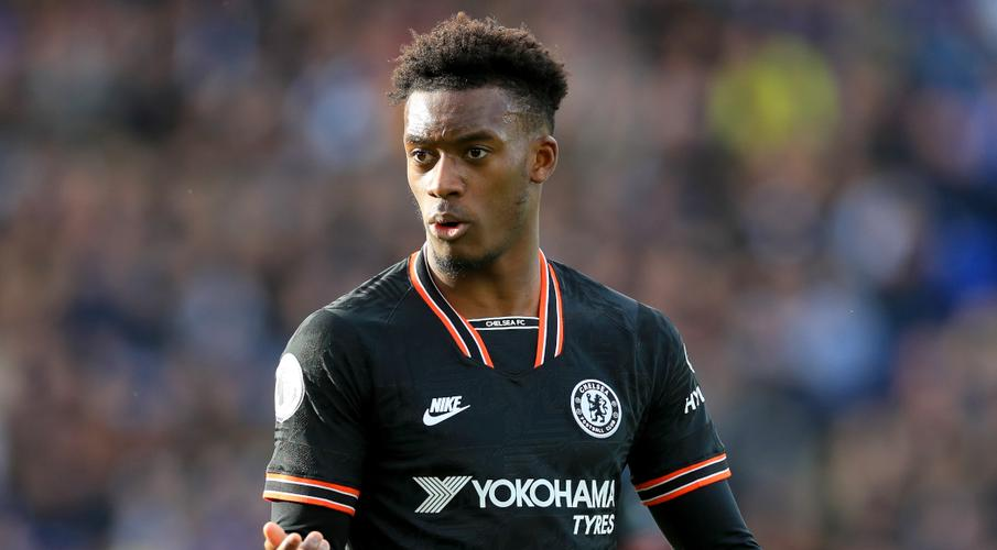 Chelsea's Hudson-Odoi becomes first Premier League player with coronavirus