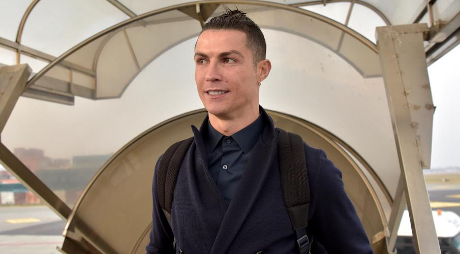 Ronaldo in quarantine in Portugal but 'symptom-free'