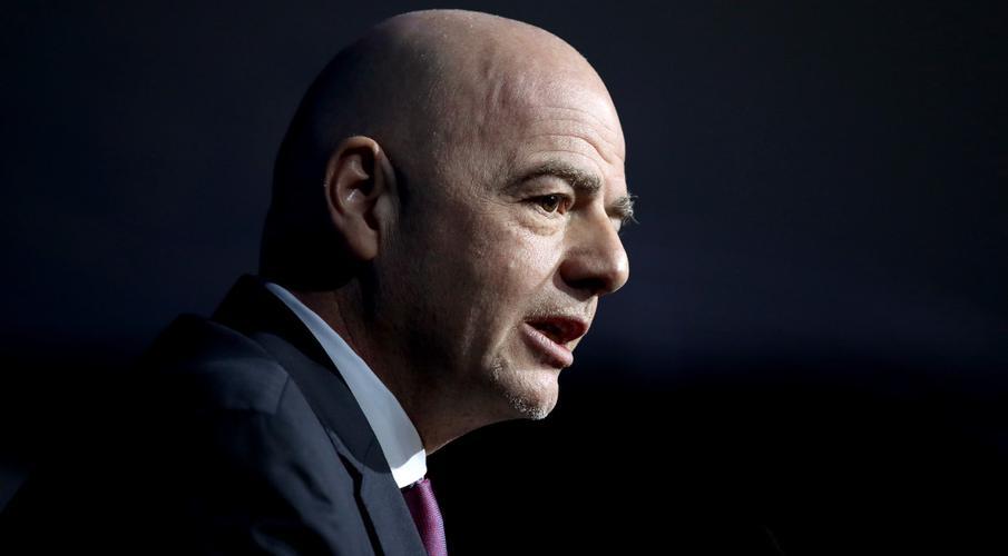 Fifa boss looking at soccer reform after coronavirus crisis