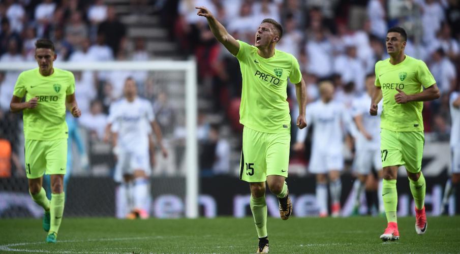 Top Slovak club in liquidation after virus halts season