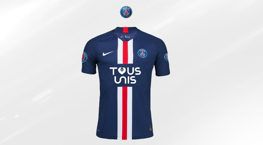 PSG sell out special jerseys, raise over 200 000 euros for hospitals