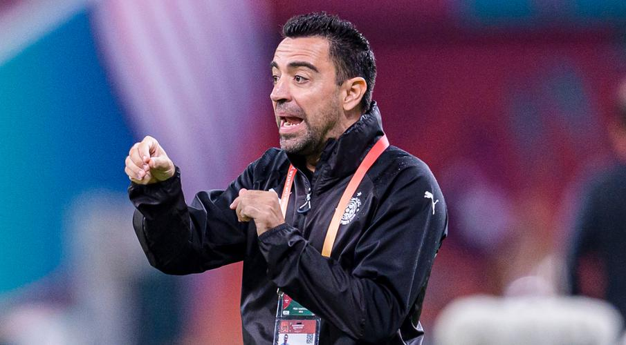 Xavi wants 'total harmony' to return to Barca as coach