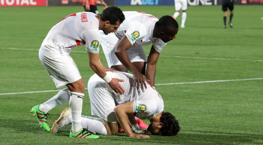 Zamalek eliminate defending champs Esperance