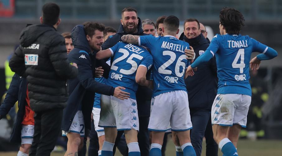 Brescia threaten to forfeit matches if Serie A re-starts