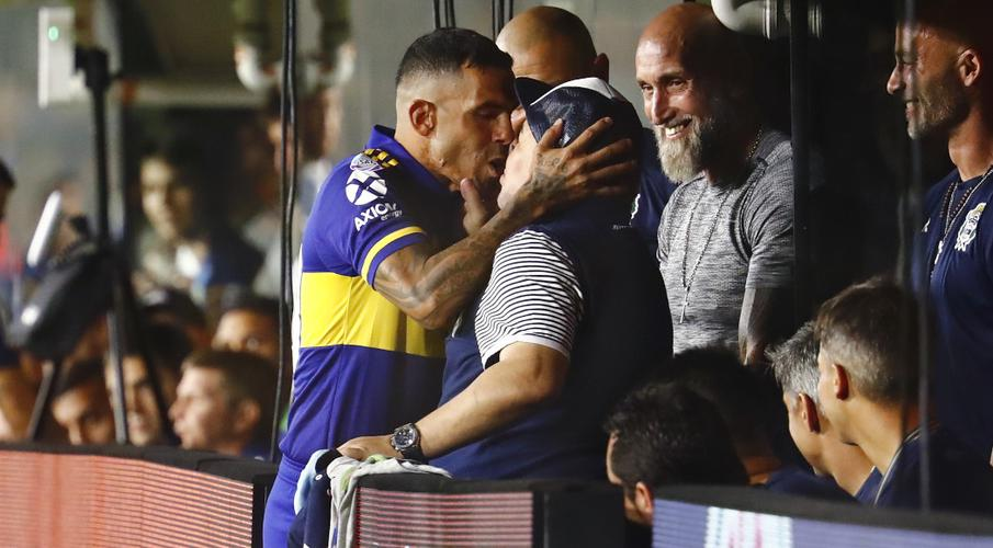 Argentine FA suspends relegation for two years
