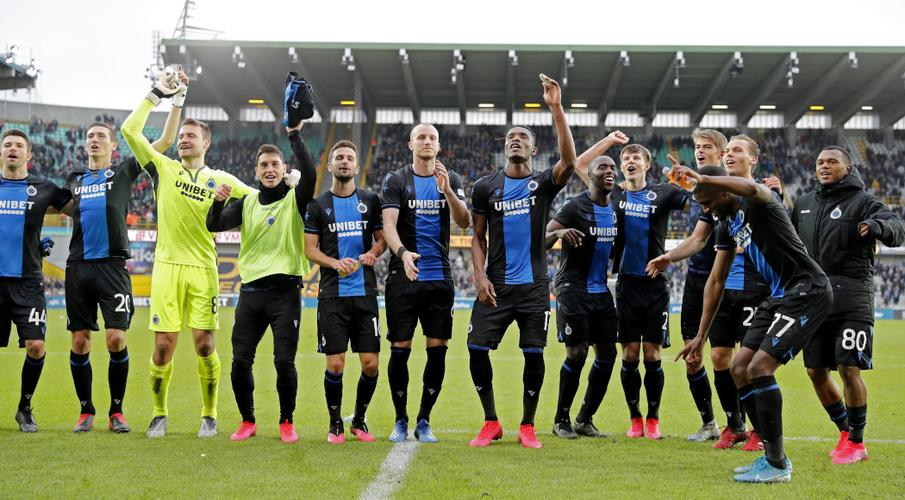 Belgian clubs postpone vote on ratifying season's end
