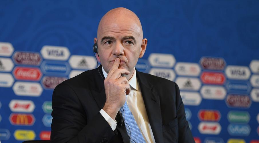 Football will be totally different after coronavirus - Infantino