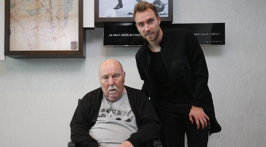 England great Greaves returns home after hospital stay