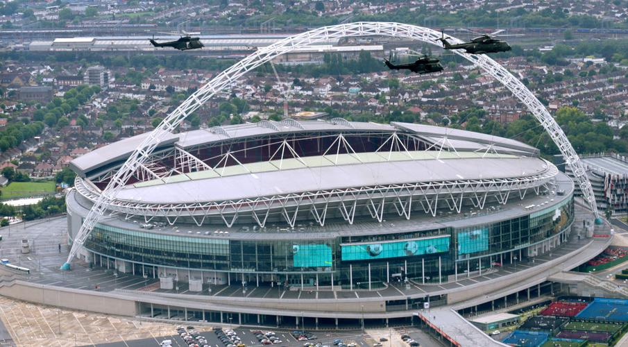 FA offers Wembley to help Premier League complete season