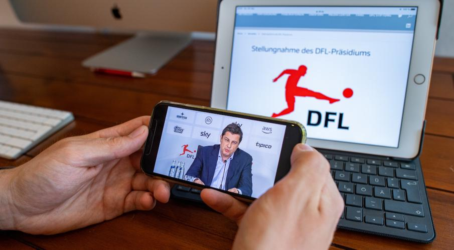 DFL to allow five subs per team, relegation confirmed