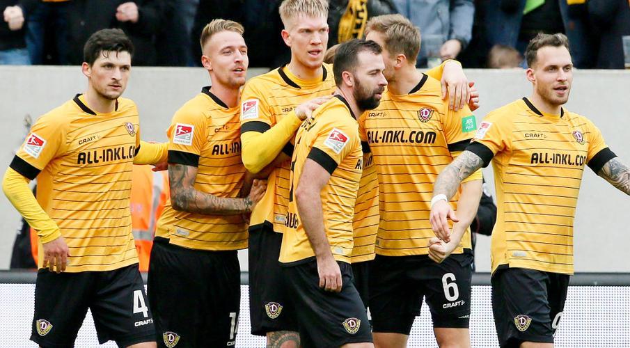 Blow for Bundesliga plans as Dresden squad put in quarantine ...