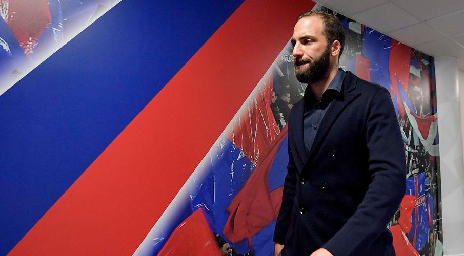 Higuain final Juventus player to return to Italy