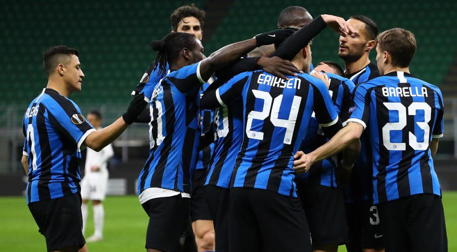 Inter Milan players all test negative for coronavirus