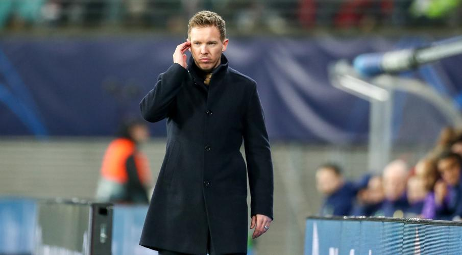 Leipzig's Nagelsmann to practise coaching in face mask