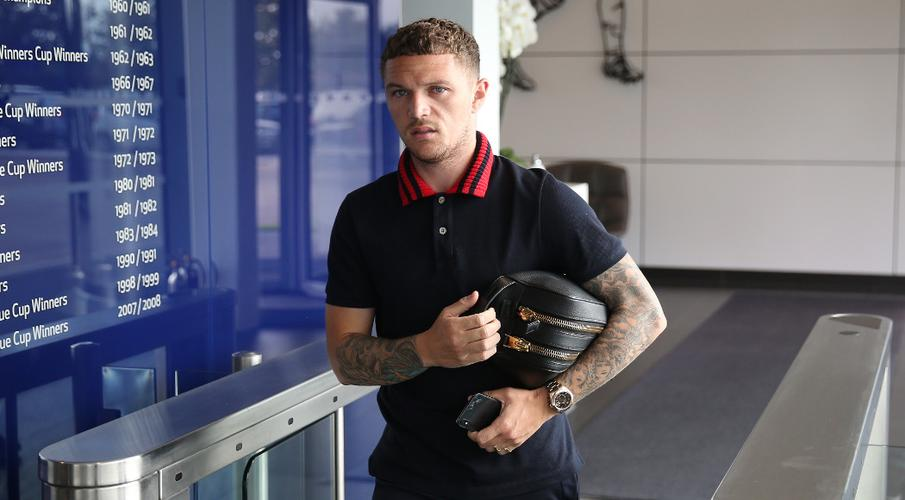 Former Spurs defender Trippier charged over betting breach