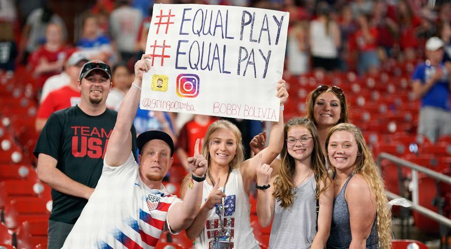 Biden backs US women's team after lawsuit setback