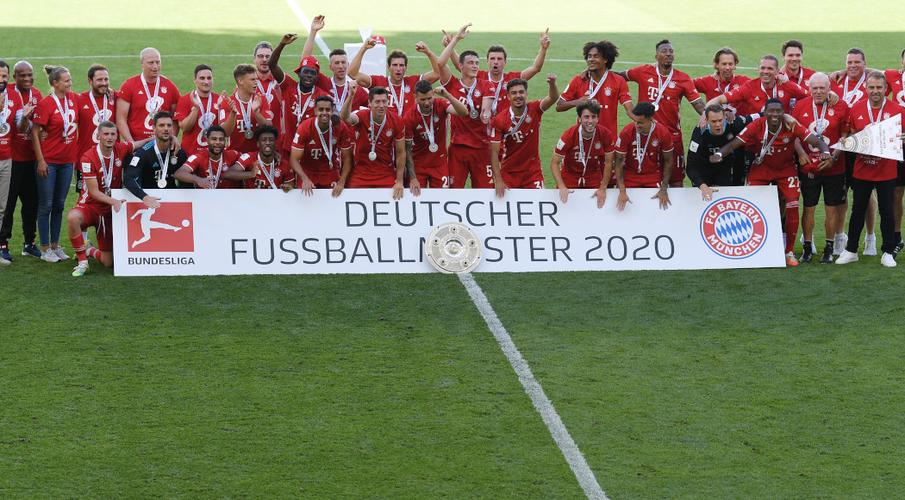 Five moments from the Bundesliga finale