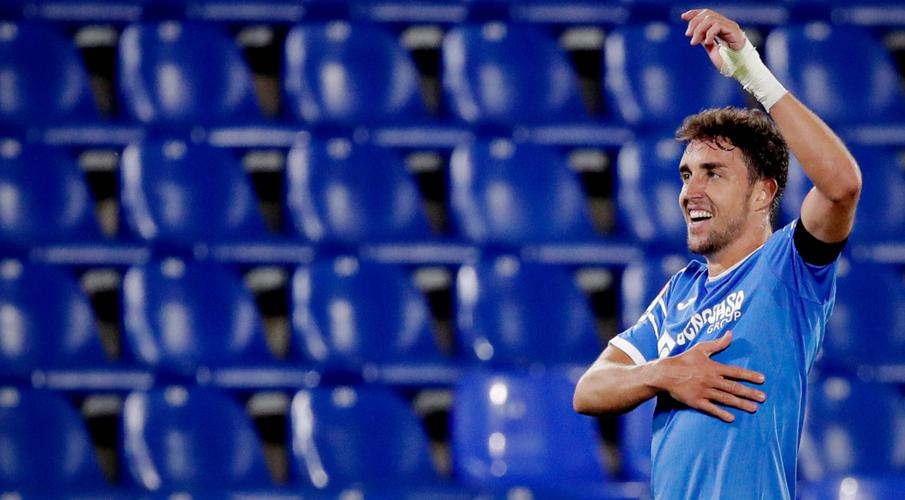 Getafe boost Champions League bid