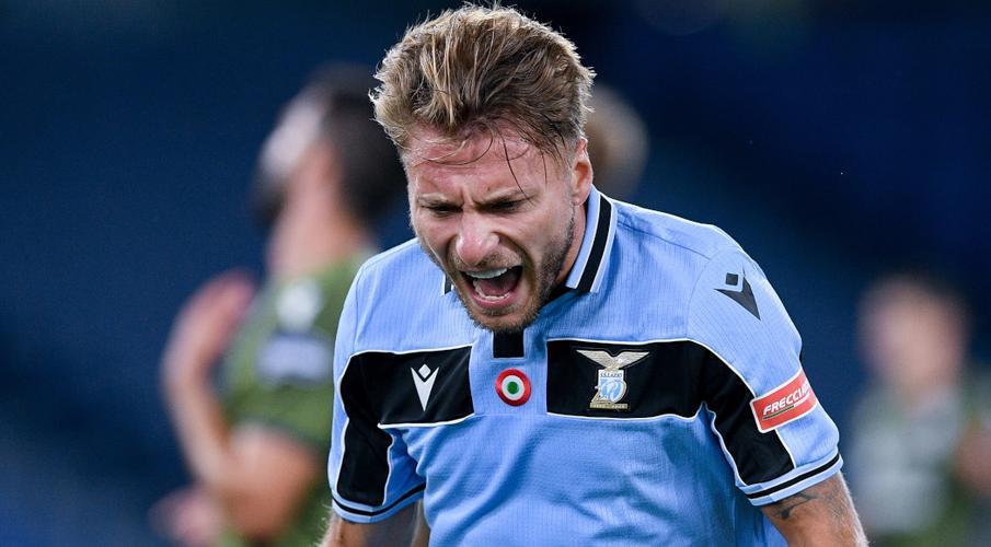 Lazio clinch Champions League place with win over Cagliari