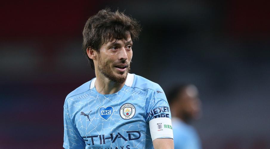 Silva says Man City career beyond wildest dreams