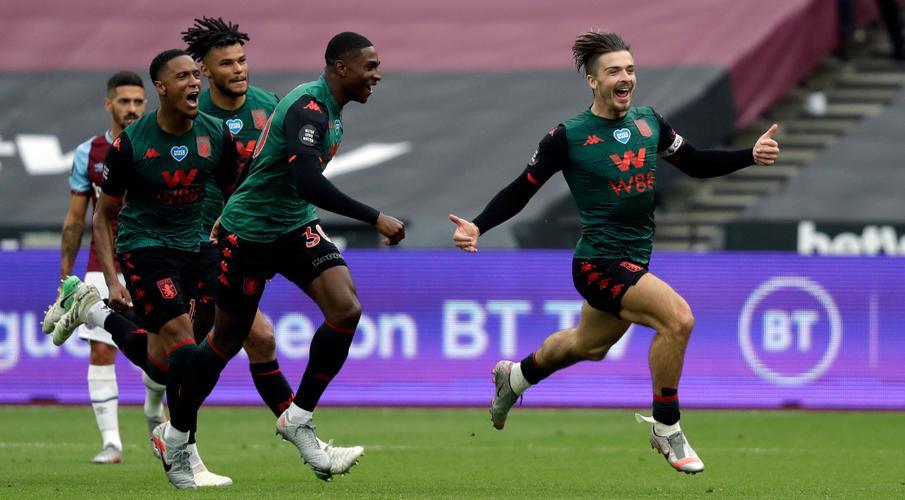 Villa survive with tense draw at West Ham