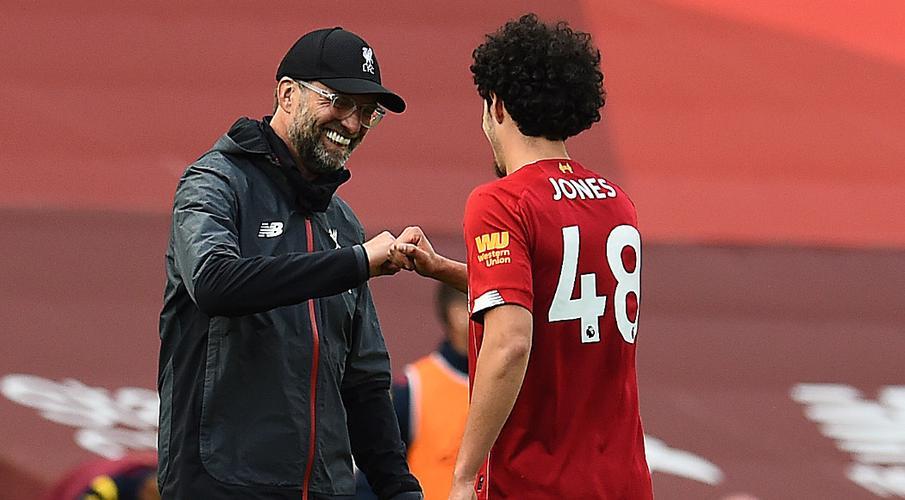 Liverpool not focused on records - Klopp