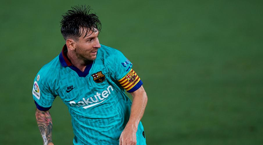 Messi will finish career at Barca says club president