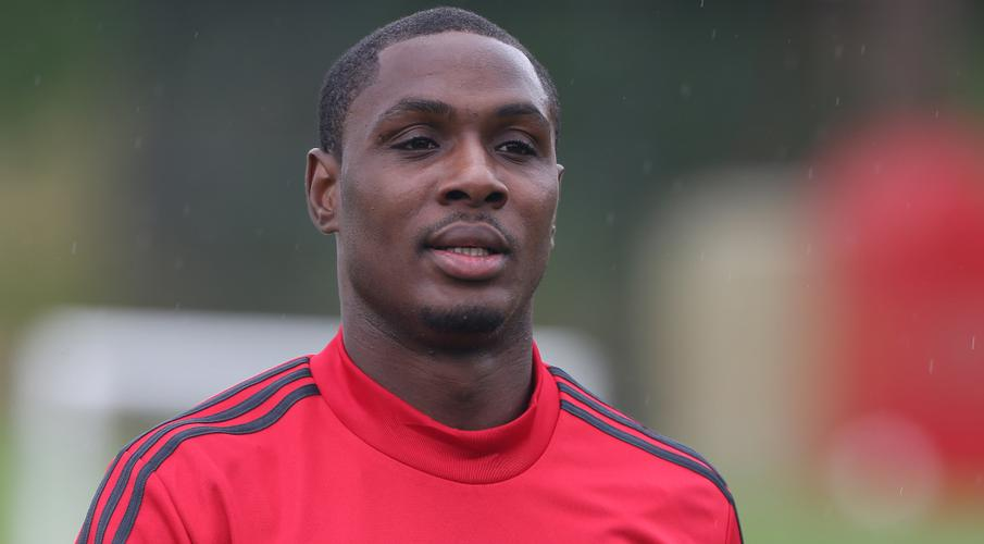 Man United's Ighalo fuelled by memory of Wembley heartbreak