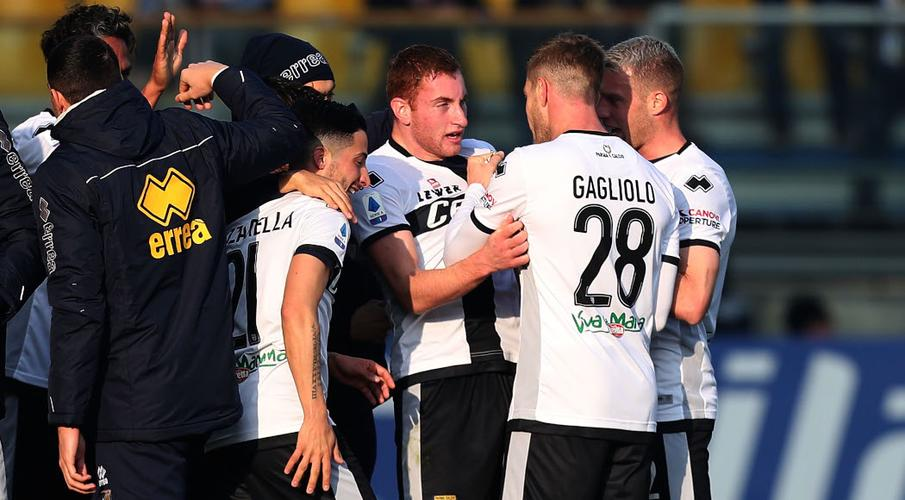 Parma report first positive test since Serie A resumed